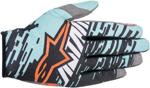 ALPINESTARS MX Motocross Offroad BRAAP Gloves (Turquoise/Black)