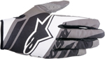 ALPINESTARS MX Motocross Offroad SUPERMATIC Gloves (Black/White/Gray)