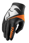 THOR MX Motocross Men's 2017 INVERT Gloves (FLECTION Black)