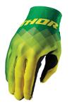 THOR MX Motocross Men's 2017 INVERT Gloves (PIX Green)