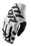 THOR MX Motocross Men's 2017 VOID Gloves (DAZZ White/Black)