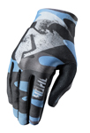THOR MX Motocross Men's 2017 VOID Gloves (COVERT Midnight)