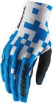 THOR MX Motocross 2017 VOID BITS Gloves (Blue/White)