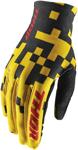 THOR MX Motocross 2017 VOID BITS Gloves (Yellow/Black)