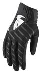 Thor MX Motocross Men's Rebound Gloves (Black)