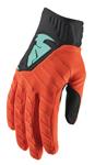 Thor MX Motocross Men's Rebound Gloves (Red Orange/Black)