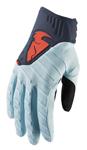 Thor MX Motocross Men's Rebound Gloves (Sky/Midnight)