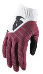 Thor MX Motocross Men's Rebound Gloves (Maroon/White)