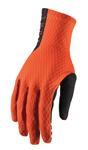 Thor MX Motocross Men's Agile Gloves (Red Orange/Black)