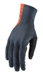 Thor MX Motocross Men's Agile Gloves (Midnight/Red Orange)