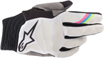 Alpinestars MX Motocross Aviator Gloves (Cool Gray/Black)