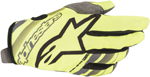 Alpinestars MX Motocross Radar Gloves (Yellow Fluo/Black)