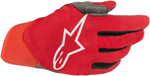 Alpinestars MX Motocross Dune Gloves (Red)