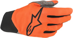 Alpinestars MX Motocross Dune Gloves (Orange Fluo)