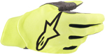 Alpinestars MX Motocross Dune Gloves (Yellow Fluo)