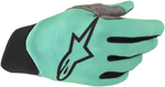 Alpinestars MX Motocross Dune Gloves (Teal)