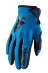 Thor Sector Gloves (Blue/Black)