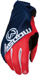 Moose Racing MX Off-Road Youth SX1 Gloves (Red/White/Blue)