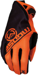 Moose Racing MX Off-Road Youth SX1 Gloves (Black/Orange)