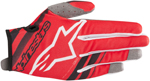 Alpinestars MX Motocross Youth Radar Gloves (Red/Black)