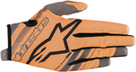Alpinestars MX Motocross Youth Radar Gloves (Orange Fluo/Black)