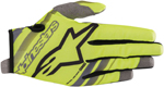 Alpinestars MX Motocross Youth Radar Gloves (Yellow Fluo/Black)