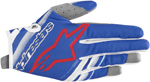 Alpinestars MX Motocross Youth Radar Gloves (Blue/White/Red)