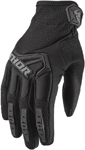 Thor MX Motocross YOUTH Spectrum Gloves (Black)