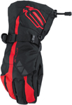 Arctiva 2020 PIVOT Insulated Gloves (Black/Red)