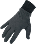 ARCTIVA Snow Snowmobile Thermolite Glove Liners (Black)