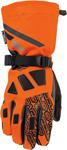ARCTIVA Snow Snowmobile Men's 2017 QUEST Gloves (Orange/Black)