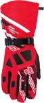 ARCTIVA Snow Snowmobile Men's 2017 QUEST Gloves (Red/Black)