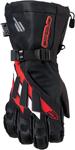 ARCTIVA Snow Snowmobile Men's 2017 MERIDIAN Gloves (Black/Red)