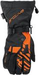 Arctiva Snow Snowmobile Men's 2018 RAVINE Insulated Gloves (Black/Orange)