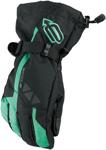 Arctiva 2020 PIVOT Insulated Gloves (Black/Mint)