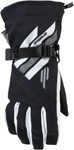 ARCTIVA Snow Snowmobile Women's 2017 SKY Gloves (Black)