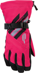 ARCTIVA Snow Snowmobile Women's 2017 SKY Gloves (Pink)