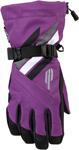 ARCTIVA Snow Snowmobile Women's 2017 SKY Gloves (Purple)