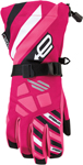 ARCTIVA Snow Snowmobile Kids 2017 RAVINE Gloves (Pink)