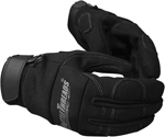 Throttle Threads Mechanics Gloves (Black)