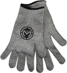 Moose Racing MX Off-Road Abrasion-Resistant Glove Liners (Gray)
