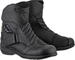 Alpinestars New Land Gore-Tex Waterproof Motorcycle Boots (Black)