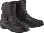 Alpinestars GUNNER Waterproof Touring Motorcycle Boots (Black)