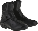 Alpinestars 2016 Stella VALENCIA Waterproof Leather Touring Boots (Black)