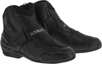 Alpinestars 2016 SMX-1 R Low-Cut Motorcycle Riding Boots (Black)