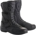 Alpinestars RADON Drystar Leather Adventure-Touring Boots (Black)