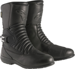 ALPINESTARS MONOFUSE Gore-Tex Leather Touring Motorcycle Boots (Black)