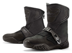 ICON Raiden TREADWELL Waterproof Leather Dual-Sport Motorcycle Boots (Stealth/Black)