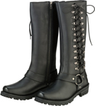 Z1R SAVAGE Leather Boots