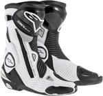 ALPINESTARS 2017 SMX PLUS VENTED Racing/Performance Riding Boots (Black/White)